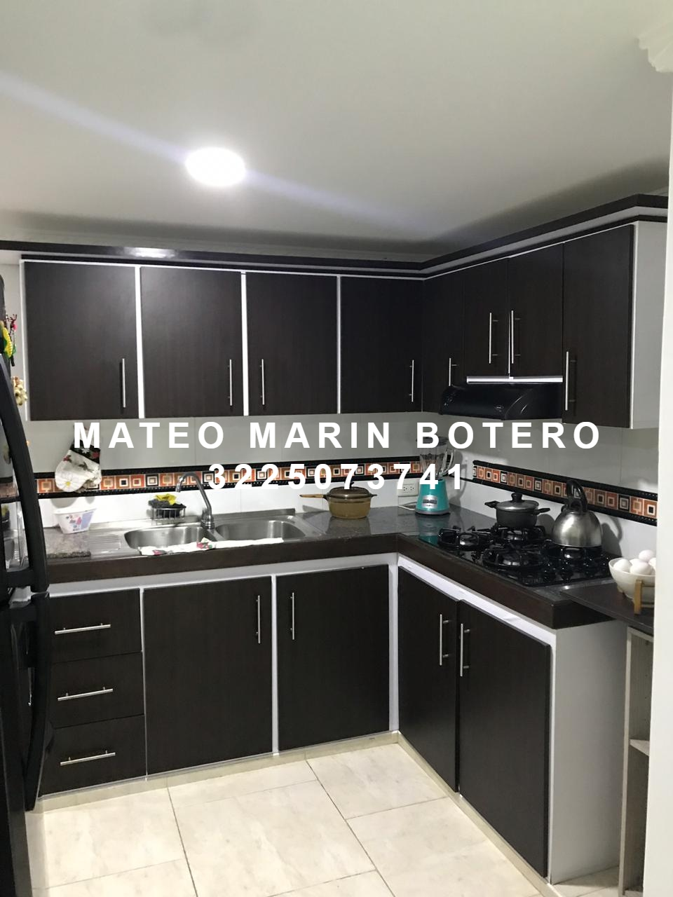AV-0083 Se vende apartamento en Chinchiná, en sector residencial.
