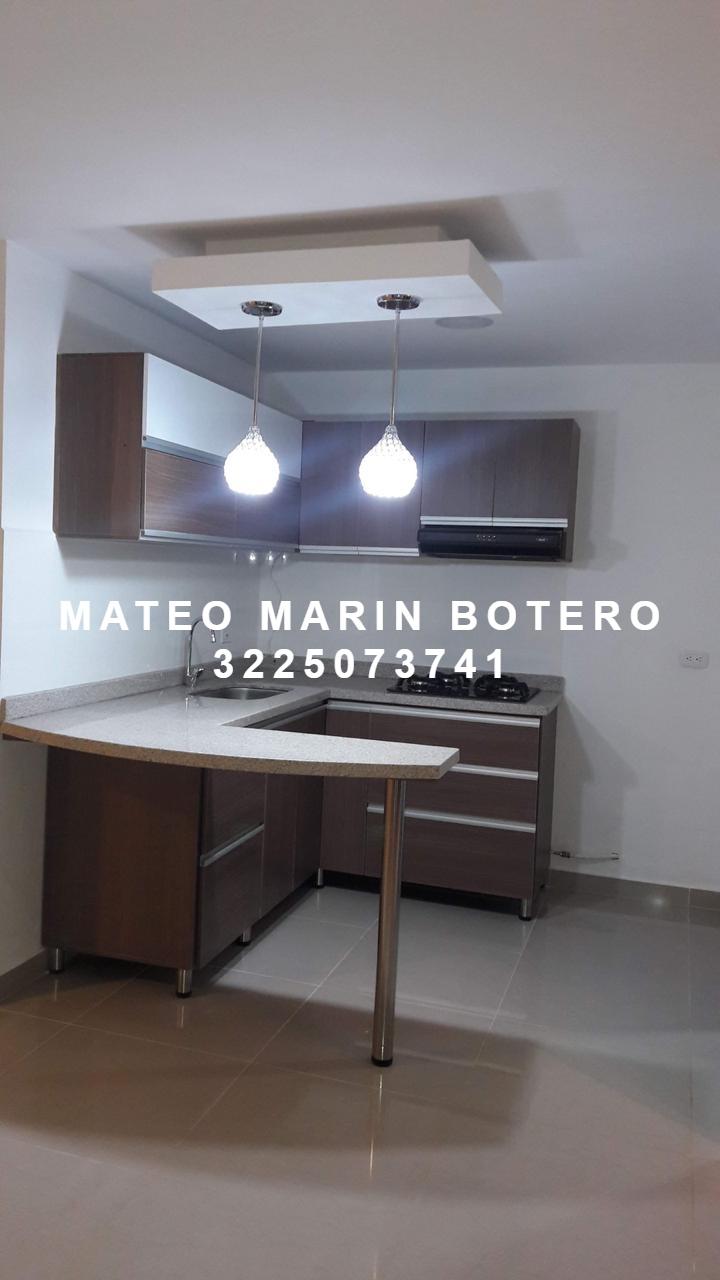 AV-0096 Se vende apartamento en sector residencial de Chinchiná.