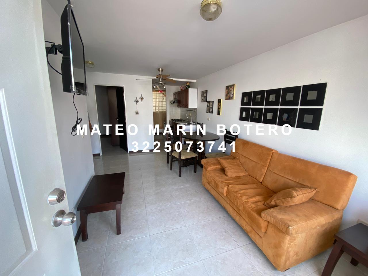 AV-0098 Se vende apartamento en Chinchiná, en conjunto cerrado.