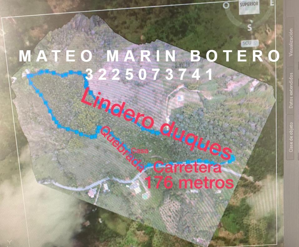 FVOC-0130 Se vende finca en Cocorná, Antioquia.