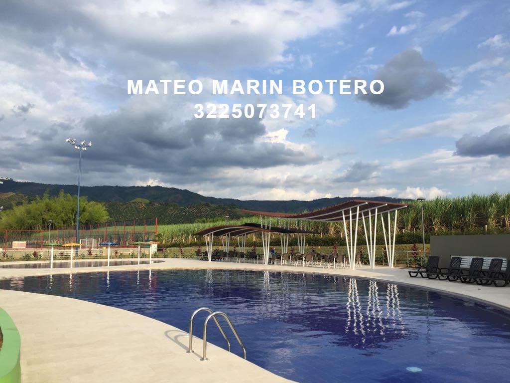 LVOC-0141 Se vende lote, en sector campestre, en Viterbo Caldas.