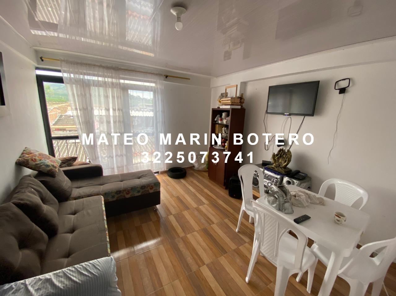 AV-0102 Se vende apartamento en Chinchiná, excelente ubicación.