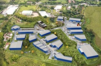 PV-0051 Bodegas Global Logistics, ubicadas en el sector de Cerritos, Pereira.