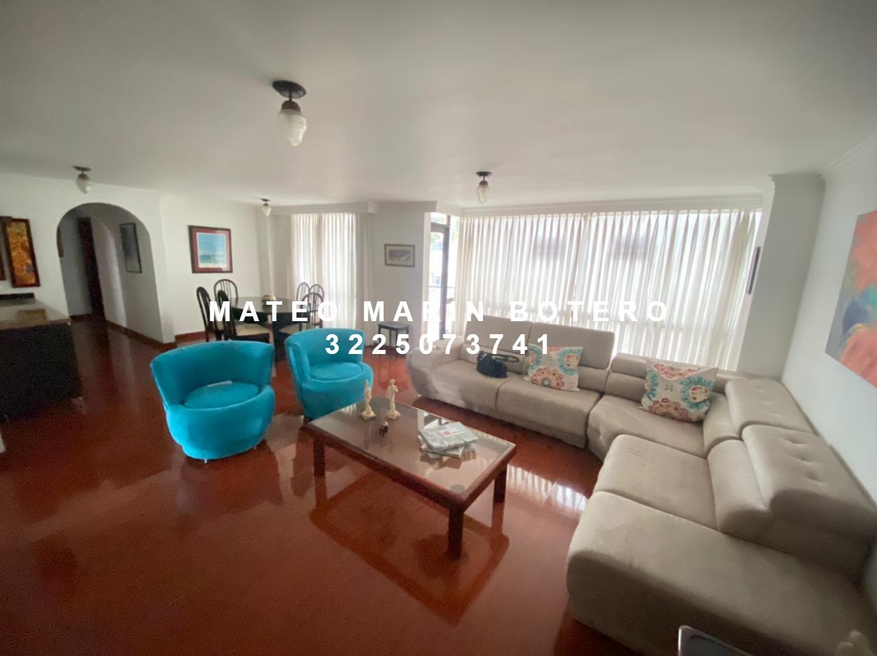 AVOC-0070 Se vende apartamento en Pereira, en el Sector de Los Alpes.