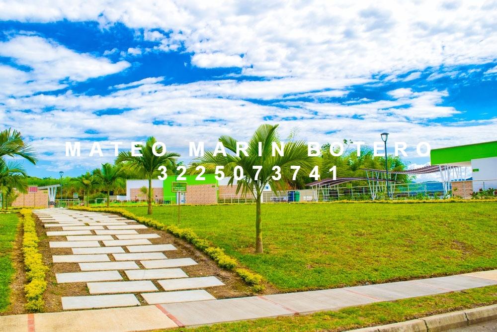 LVOC-0144 Se vende lote campestre en condominio, en Viterbo Caldas.