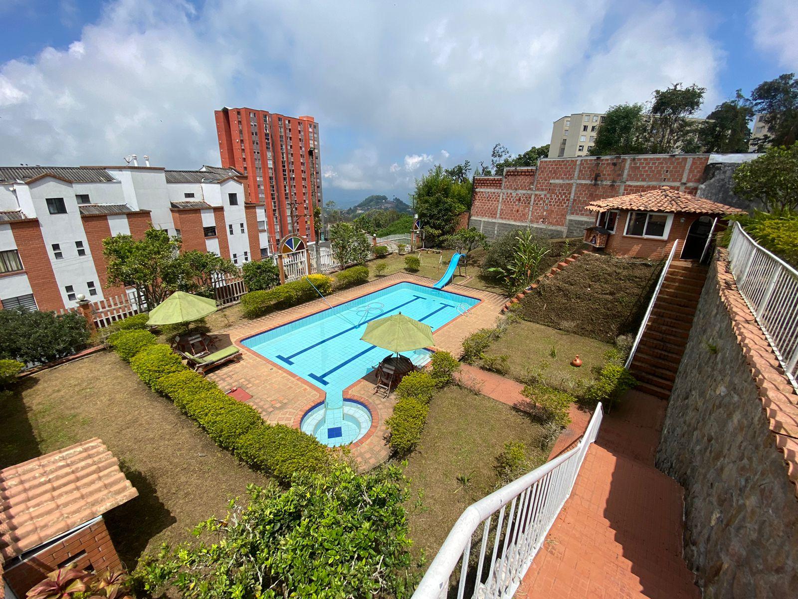 CVOC-0138 Se vende casa en Manizales, en sector residencial.